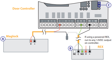 Wiring and Configuring a REX Device – ProdataKeyProdataKey - Zendesk